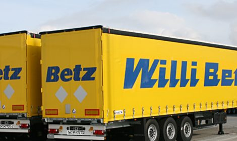 Вили Бец (Willi Betz GmbH & Co. KG)